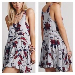 Free People Dresses - Free People Intimately Voile & Lace Trapeze Dress